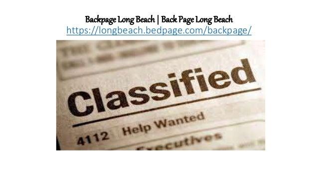 Backpage Long Beach Ca