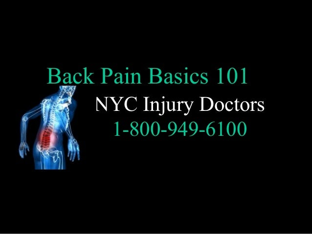 Back Pain 101 Archives | NoBackPainHQ