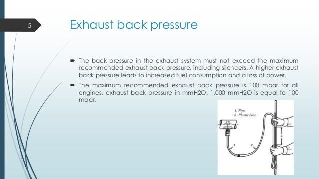 back pressure  u0026 length calculation in automotive exhaust