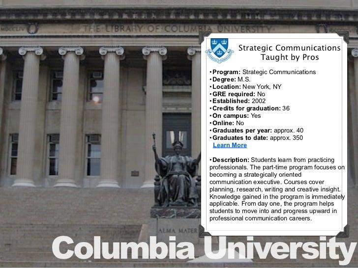 columbia creative writing grad school