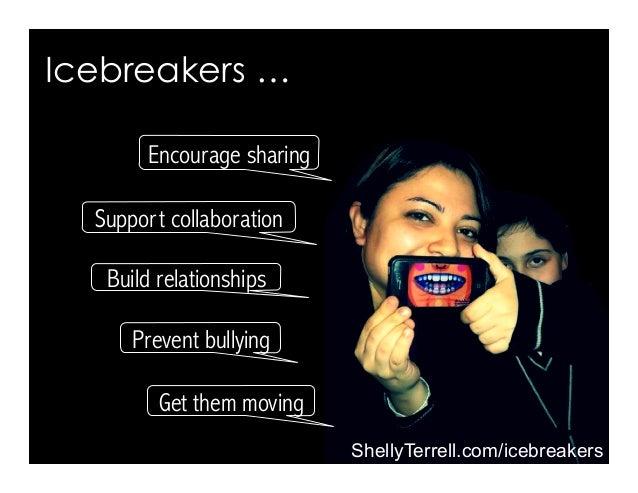 Back to School Icebreakers Slide 3