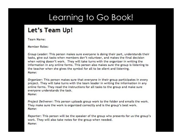 Learning to Go Book!