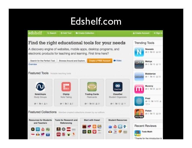 Edshelf.com