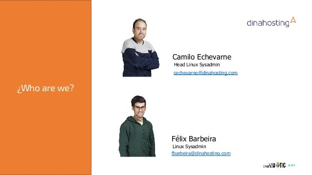 Backup management with Ceph Storage - Camilo Echevarne, Félix Barbeira Slide 2