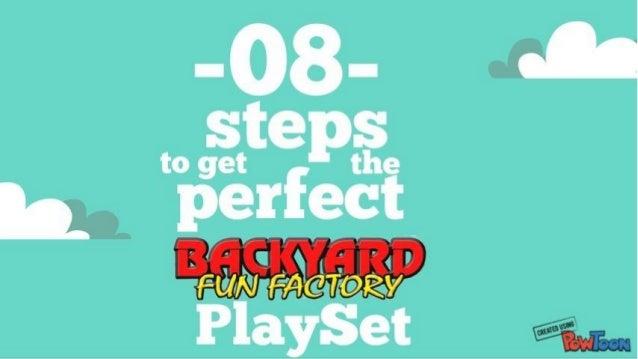 Backyard Fun Factory   Custom Redwood Playsets