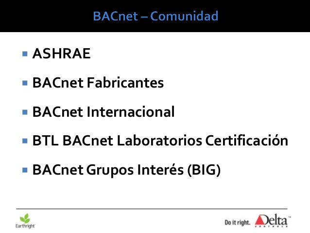 BACnet changes the world