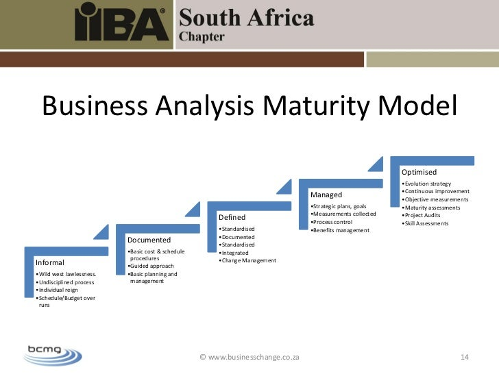 Business Analysis Centre Of Excellence