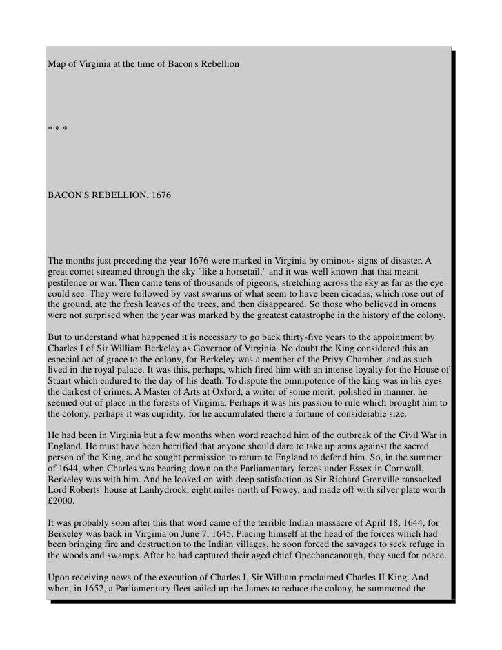 Leisler's Rebellion