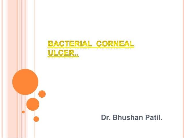 Dr. Bhushan Patil.