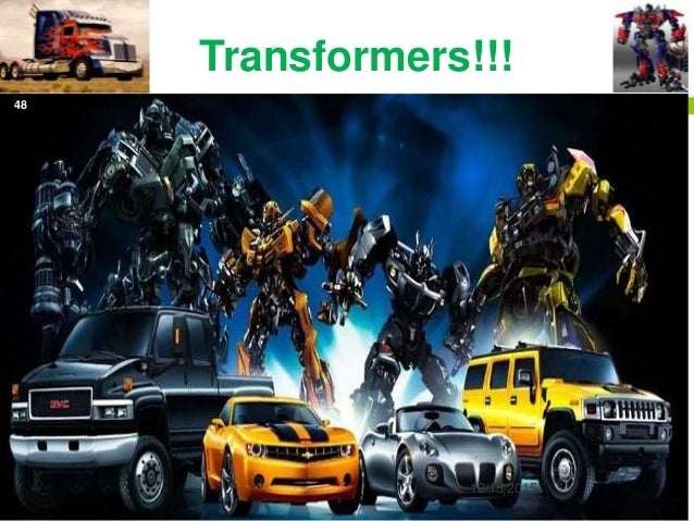 Transformers!!! 12/15/2015 48