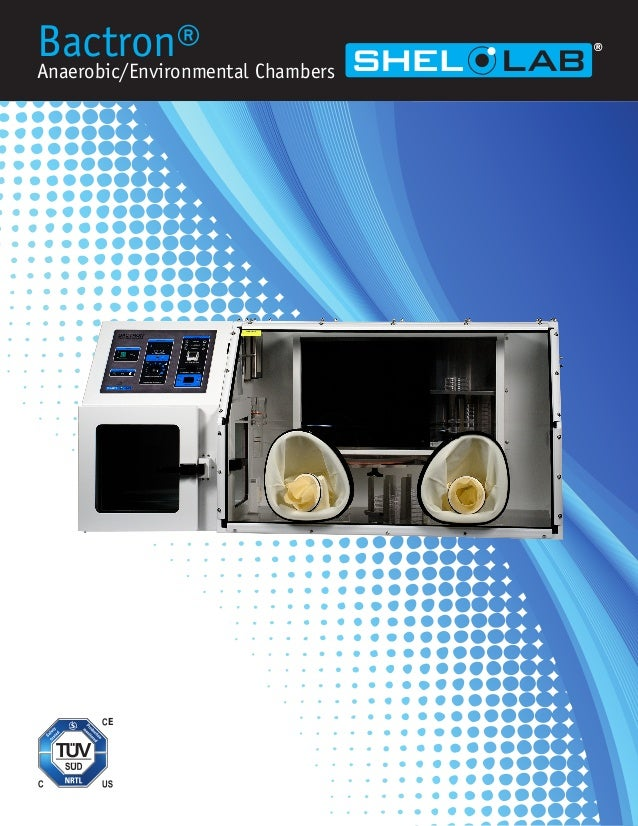 Bactron®Anaerobic/Environmental Chambers E