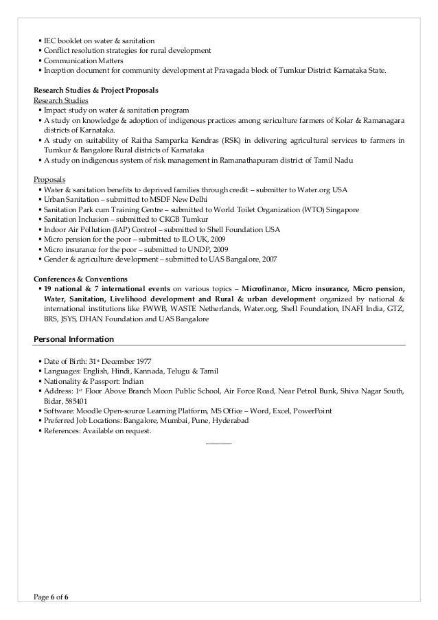 Resume - Mahanthesha H K
