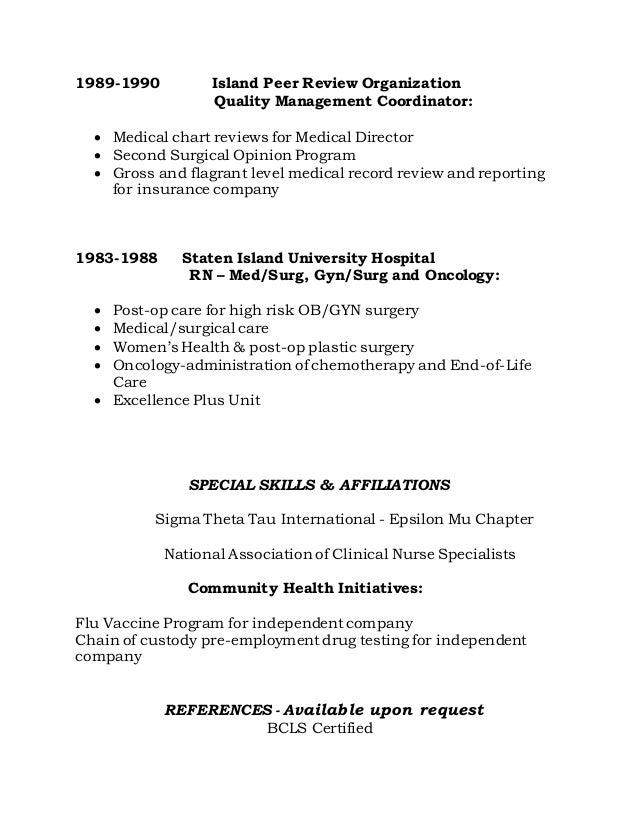 resume wording for volunteer work resume resume wording examples – Hospice Nurse Resume