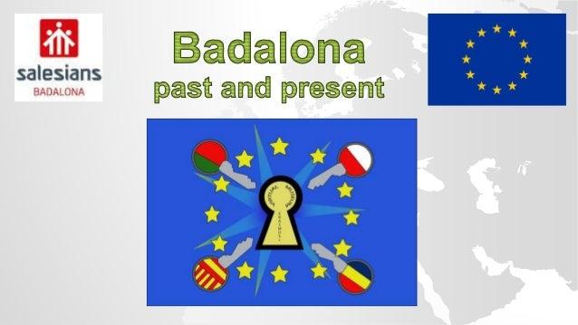 Badalona past and present