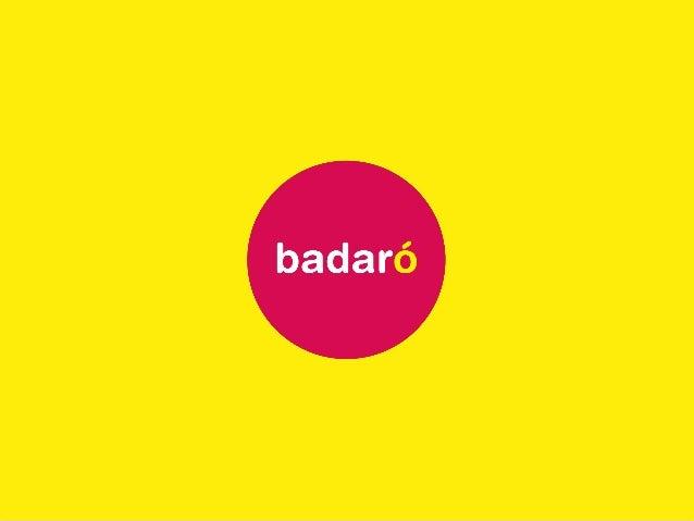 A Badaró é uma empresa que consegue traduzir e integrar as áreas de Estratégia, Negócios e TI, inspirando confiança e esta...