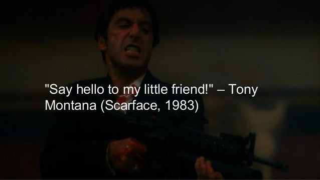 Top 10 Badass Movie Quotes of All Time