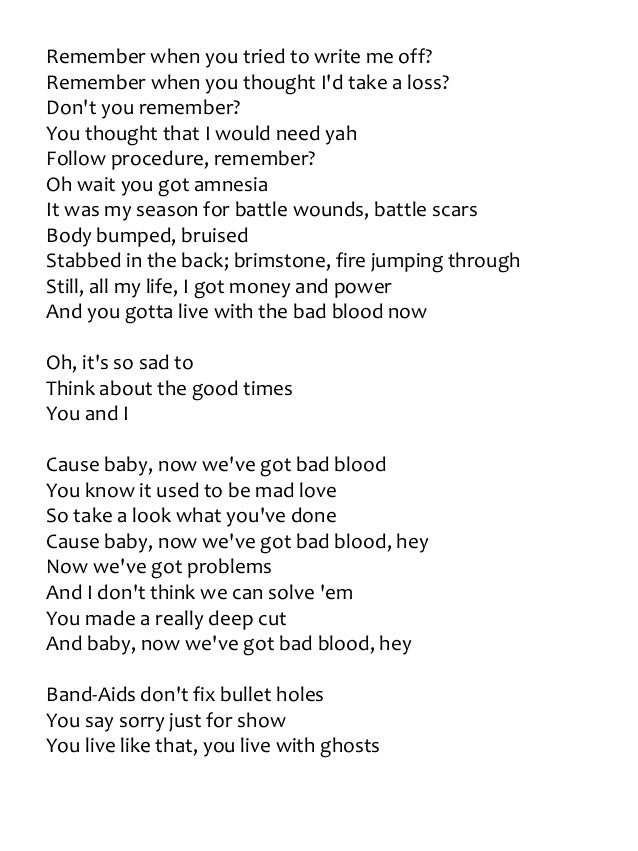 The used all that i ve got lyrics