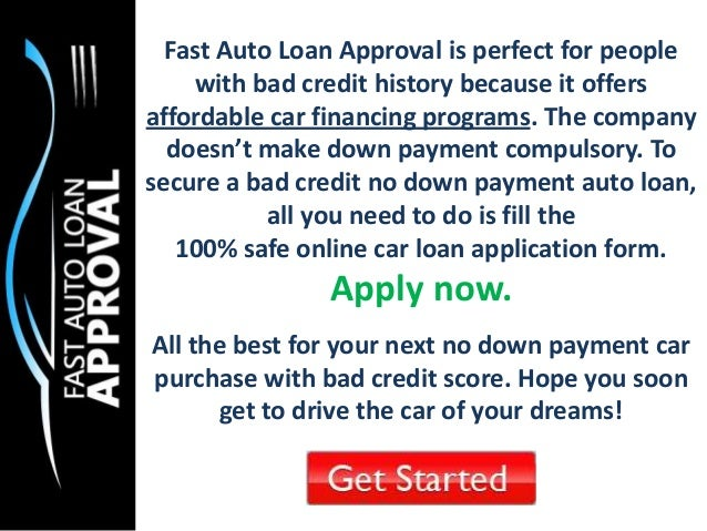 What Is The Ideal Credit Score For A Car Loan