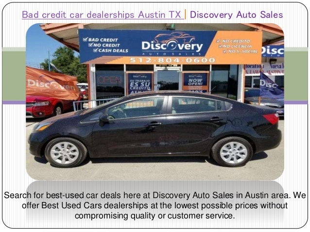 used cars deals austin