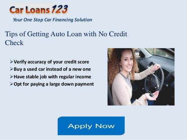 Getting A New Car With Poor Credit