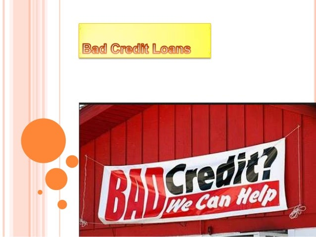 Bad Credit Loans- With Quick Approval Enjoy The Benefit Of Money Help