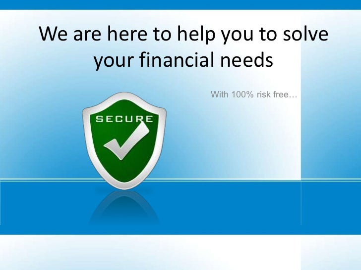 Unsecured Loans - 웹