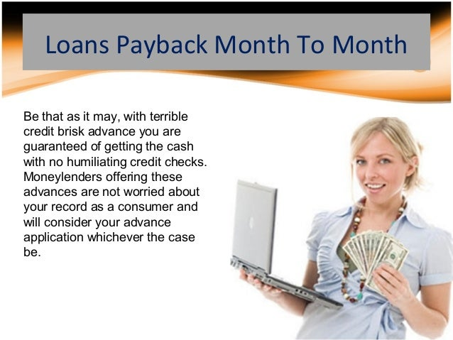 Payday loans relief photo 4