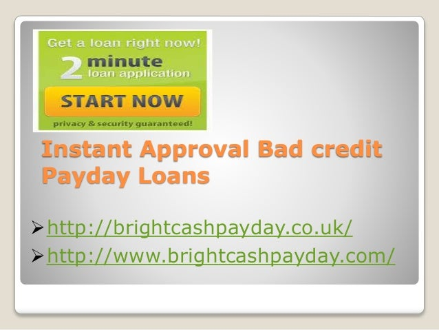Bad credit payday loans direct lenders approval guaranteed
