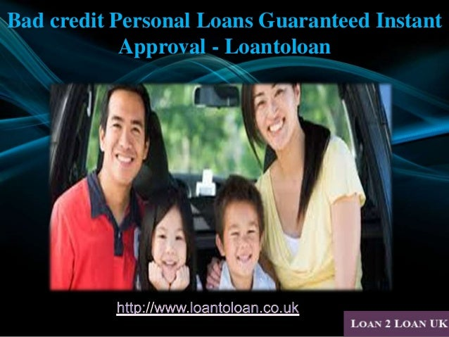 Guaranteed Loan Approval No Credit Check Florida ...