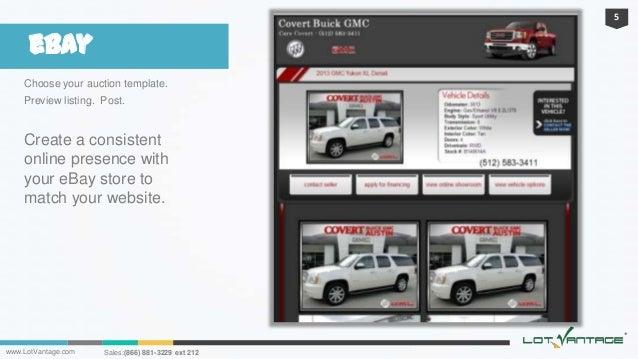 Michael Badders Lotvantage Overview Automotive Dealer Software Produc