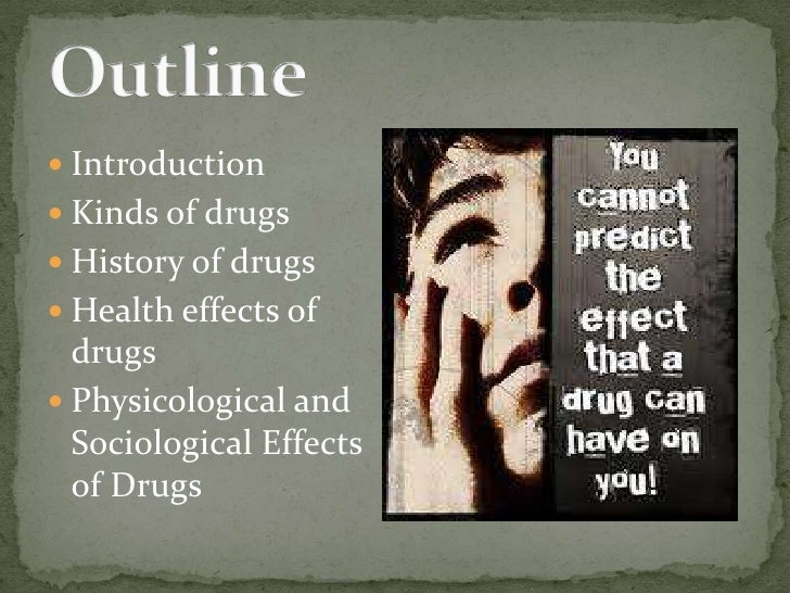 an introduction to the issue and negative effects of drug abuse Effects of drug abuse are physical and psychological side effects of drug abuse are also seen in drug abuser's lifestyle learn more about drug abuse effects.