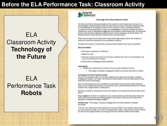 Badger exam 2015 performance task module ela performance task robots 27 publicscrutiny Images