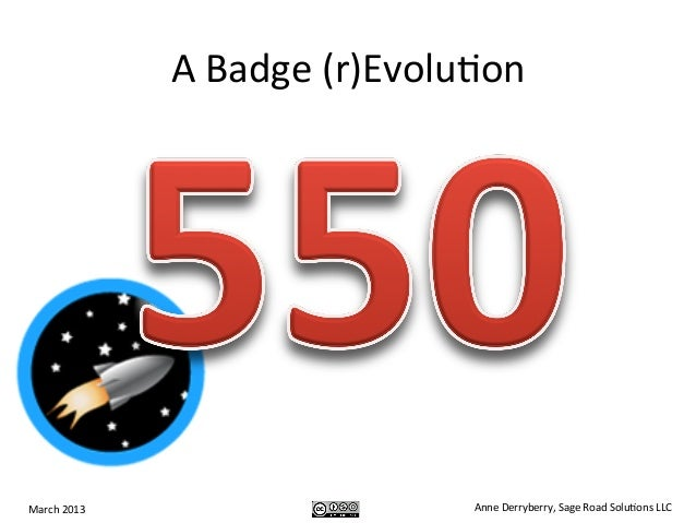 "Badges: The ""New Black"" or Another ""Black ""Hole"""