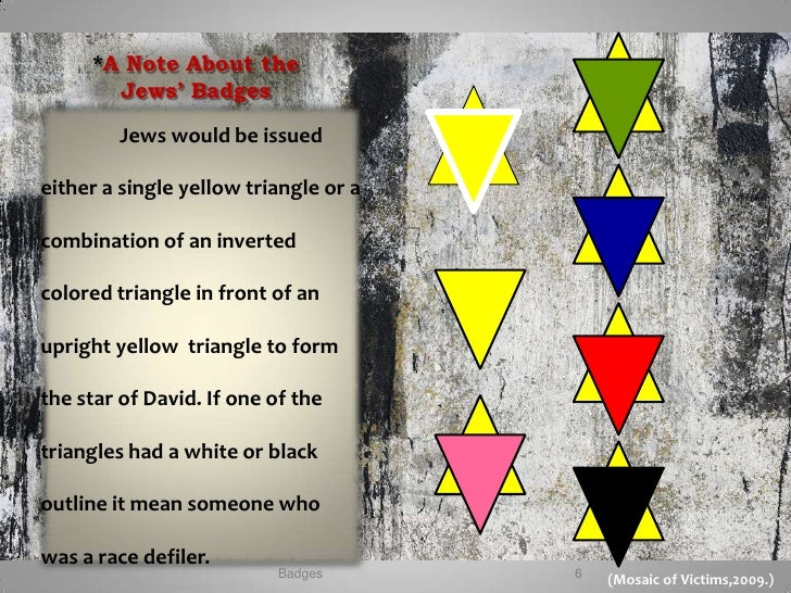 black triangle symbol meaning