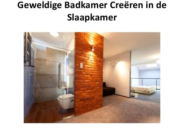 Beroemd Tips Badkamer Creëren in de Slaapkamer &AW09