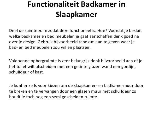Bamboe Parket Badkamer ~ Tips Badkamer Cre?ren in de Slaapkamer