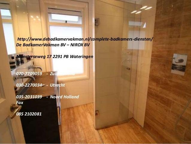 Complete Badkamer Utrecht : Badkamer verbouwen reeds badkamers verbouwd