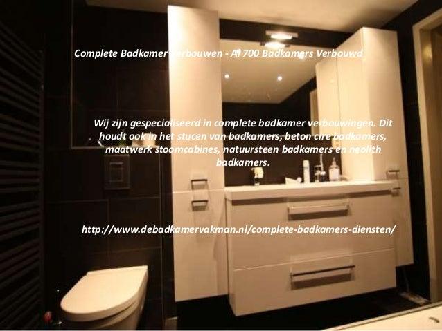 badkamer verbouwen nieuwe badkamer