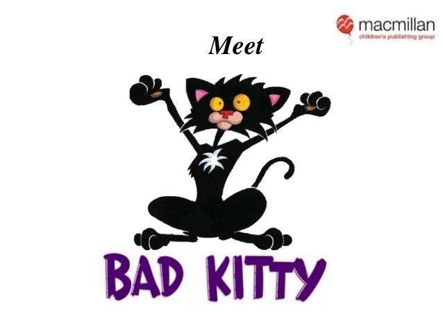 Bad kitty licensing deck