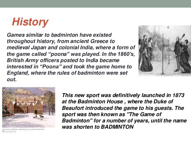 a brief history of badminton What can you say about lin dan,the most successful men's singles player in the history of badminton quite a lot as it turns out at the time of writing this he appears to be having a second period of the year away from the game after winning the 2013 world championships and the china national games title.