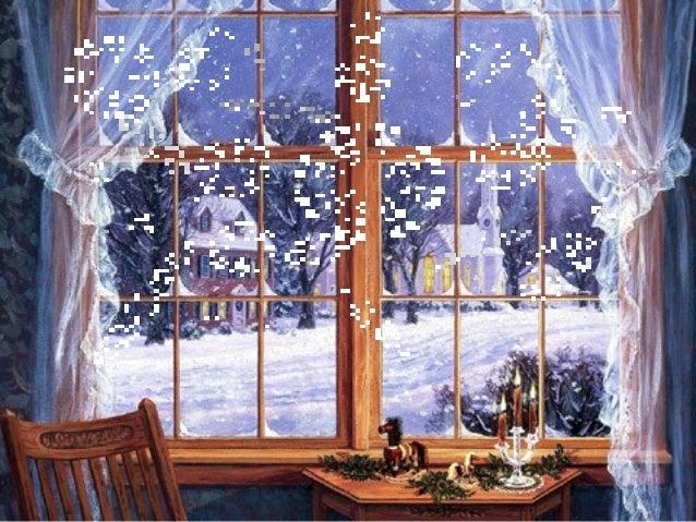 През тази нощ, ти моя детскаКоледо, щеслезеш от кошаритепри нас, аниекрай елхитещесемолим, заслушани в дълбокия ти глас…