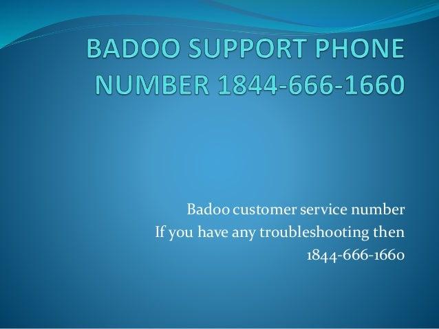 Badoo customer service