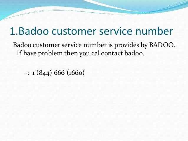 Contact badoo email