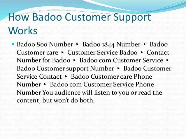 badoo support