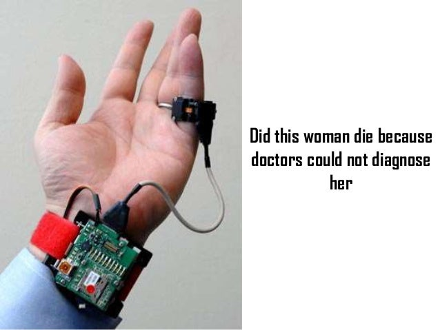 Did this woman die because doctors could not diagnose her