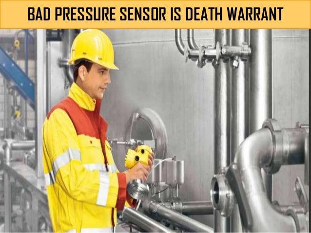 Bad pressure sensors Slide 2