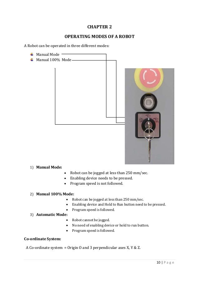 abb training report rh slideshare net ABB Training Manuals Programming Fanuc Welding Robots