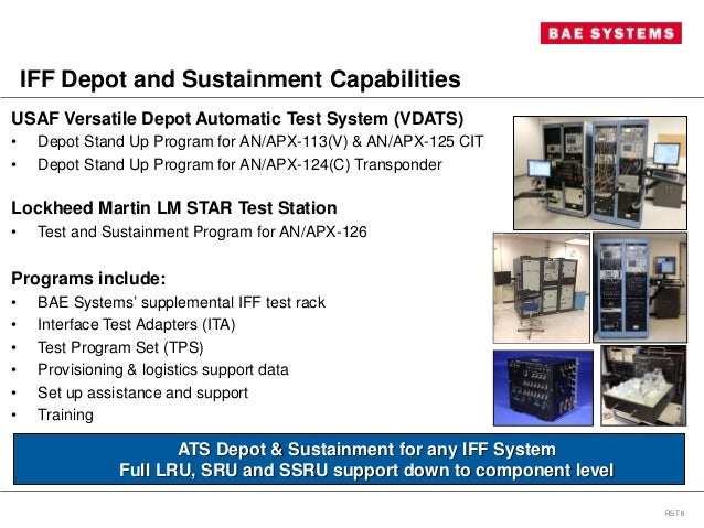 BAE Systems 2015 AIMS Users Working Group Meeting Brief