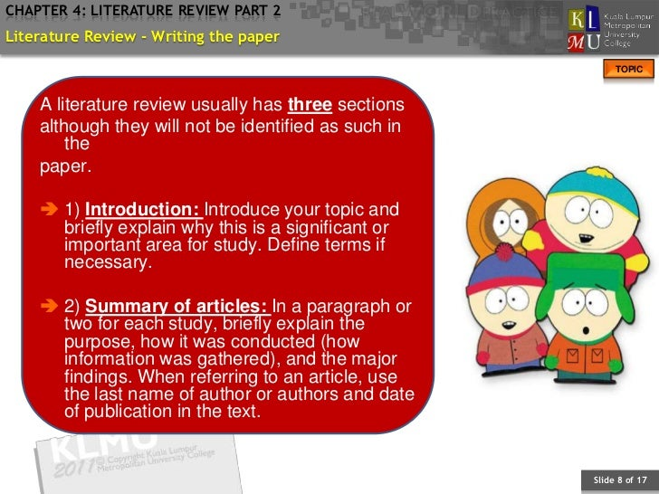 payroll literature review essay Literature review vs essay posted by jennifer on 26 september, 2012 it is easy to get confused about the difference between literature reviews and essays because these two writing structures can be based on the same research.