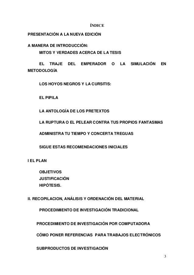 Tesis En 30 Dias Guillermina Baena Pdf